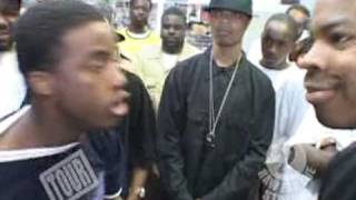 """Reed Dollaz Vs Trigga (The Full Battle To The Clip That Was Shown In The Eminem """"Rap God"""""""