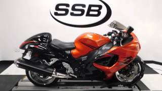 8. 2008 Suzuki GSX-1300R Hayabusa Orange - used motorcycle for sale - Eden Prairie, MN
