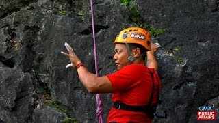 Atimonan Philippines  City pictures : The 'Biyahe ni Drew' rock climbing challenge in Atimonan, Quezon (Full episode)