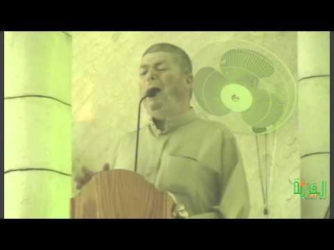 خطبة الجمعة لفضيلة الشيخ عبد الله 19/10/2012