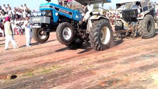 Tractor tochan standard vs ford 7000