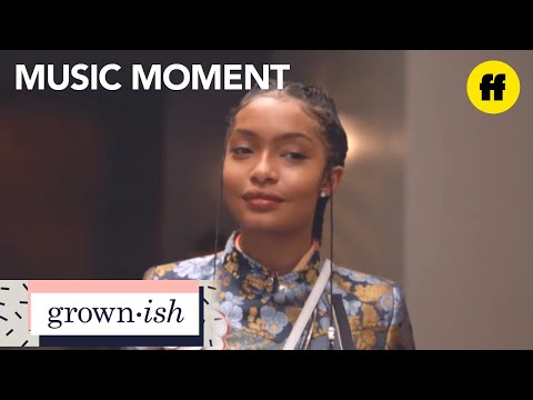 "grown-ish | season 1, episode 10 music: rae sremmurd - ""this could be us"" | freeform"