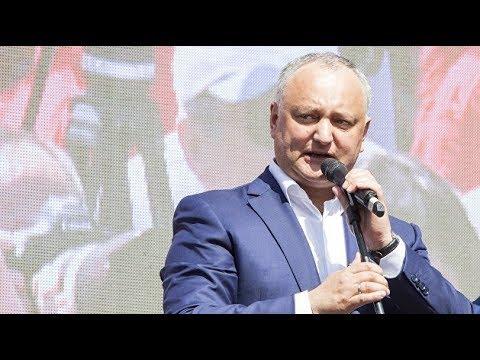 Р. Ищенко Как Додон под выборы «воссоединяет» Молдавию - DomaVideo.Ru