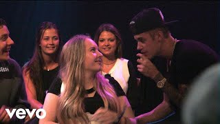 Video Justin Bieber - Justin Meets Kate (VEVO Australia Doc) MP3, 3GP, MP4, WEBM, AVI, FLV Juni 2018