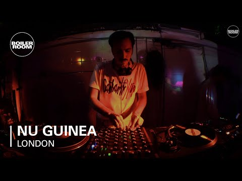Nu Guinea Boiler Room London Live/DJ Set (видео)