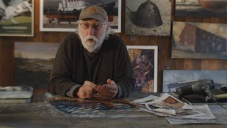 New Video! Mini-Documentary on Dave McMacken, Illustrator for Frank Zappa and Much More