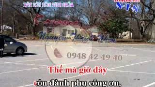 Karaoke THANH CA VONG CO- QUAY VE VOI CHA (DAY DAO)
