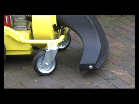 Cramer Outdoor Leaf & Litter Vacuum Demonstration