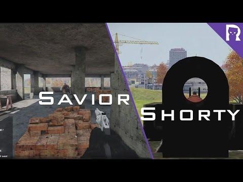 ArmA 3: EDICT: Savior Shorty (видео)