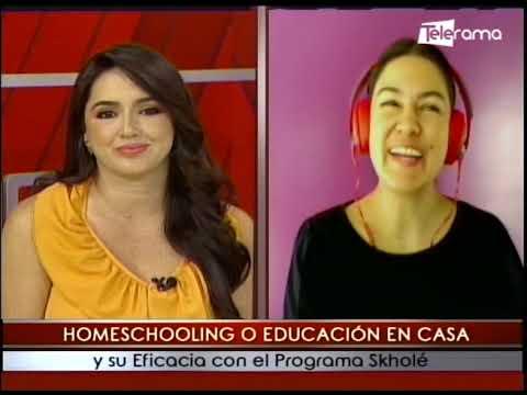 Homeschooling o Educación en casa y su eficacia con el programa Skholé