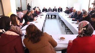 إجتماع المحطات والإذاعات المحلية لمناقشة القضايا المتعلقة بهم