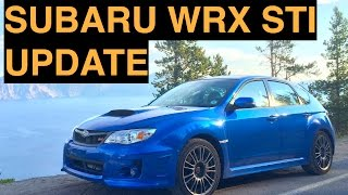 Video 2014 Subaru WRX STI - Review Update - 5,000 Miles MP3, 3GP, MP4, WEBM, AVI, FLV Agustus 2018
