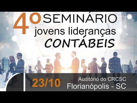 4º Seminário Jovens Lideranças Contábeis