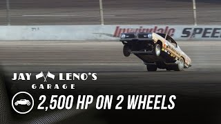 Video Jay Leno Goes 2,500 HP on 2 Wheels - Jay Leno's Garage MP3, 3GP, MP4, WEBM, AVI, FLV Agustus 2018