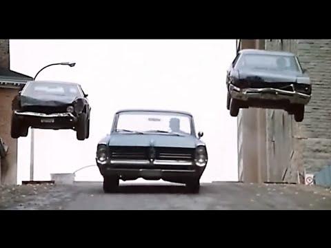 '71 Mustang in Blazing Magnum