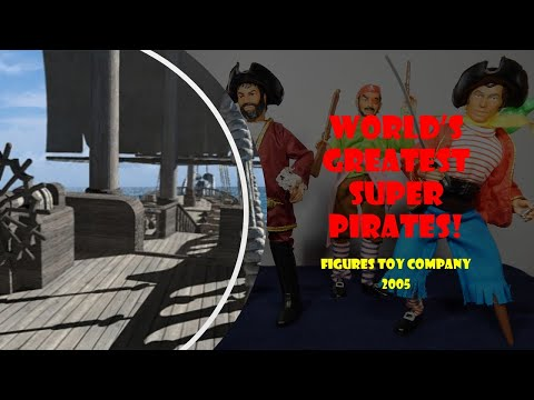 World's Greatest Super-Pirates By FTC From 2005