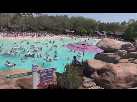 Blizzard press tour - Take a video tour of Disney's Blizzard Beach at the Walt Disney World resort in Lake Buena Vista, Florida. Watch in HD (1080p) for best quality. Filmed on Ma...