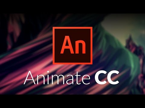 Animate CC: Replacing Flash as Adobe's 2D animation software
