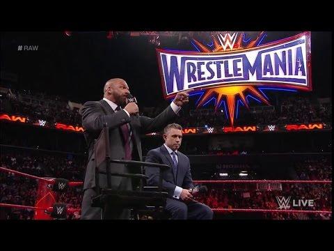 LIVE REACTION WWE RAW MARCH 20 2017 TRIPLE H (NO KURT ANGLE)
