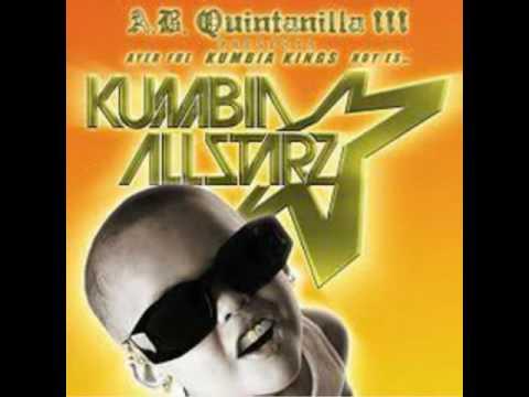 Kumbia All Starz - Chiquilla (Version Portugues)