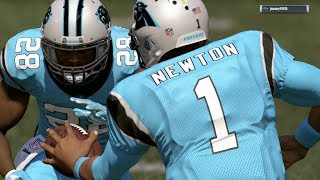 Madden 17 Online Gameplay! The Panthers went from Super Bowl to sitting on the couch during the playoffs. Was that just a one year playoff hiatus?Subscribe for more Madden 17 Online Ranked Match Gameplays, Madden 17 Ultimate Team Gameplays, Madden 17 Draft Champions Gameplays, and more!Follow me on Twitter: http://www.twitter.com/cookieboy1794Follow me on Twitch for Livestreaming Madden 17: http://www.twitch.tv/cookieboy17Business email: cookieboy1794yt(at)gmail.comSubmit your Madden 17 top 10 plays here: cb17maddentop10plays(at)gmail.com