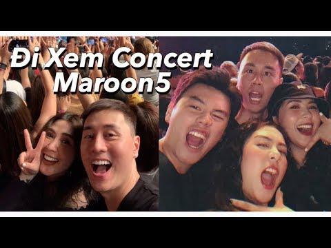 Đi Thái xem Concert Maroon5 siêu đỉnh , Ăn gì khi đến Bangkok | Gia Đình Cam Cam Vlog81 - Thời lượng: 19 phút.
