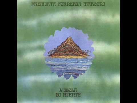 Tekst piosenki Premiata Forneria Marconi - L'Isola Di Niente po polsku