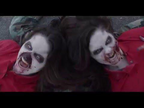 Bloodsucka Jones vs The Creeping Death -Official TRAILER 2016 Vampire Zombie Horror comedy movie
