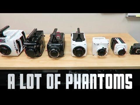 Making a High Speed Camera