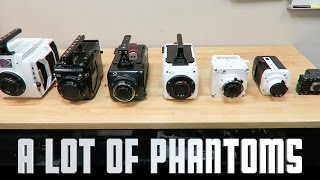 Gav pays a visit to the lovely folks at Vision Research to see where the world's Phantom cameras are made. Thanks to Phiroze, Toni and everyone else at Visio...