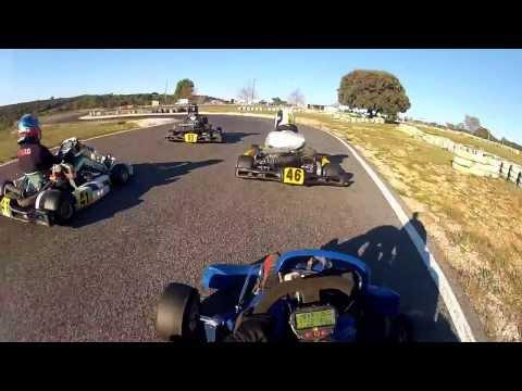 Vidéo Trouvée sur Youtube, par Romain Ribeiro Socorro > Vidéo sur Karting Elceka Grabels Montpellier de Chou-and-Chou