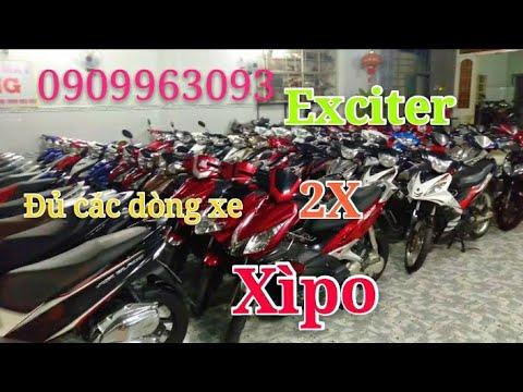 Tiệm xe cũ có Xìpo- Exciter- NVX- Ducati 696 giá từ 17 Triệu - Xe cũ Năm Dương  Ngố Nguyễn - Thời lượng: 11 phút.
