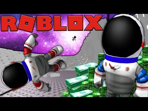 I WENT TO SPACE!? - ROBLOX MINING SIMULATOR
