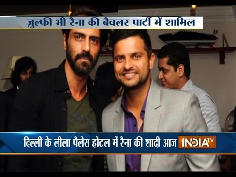 Cricketer Suresh Raina to get married with his childhood friend Priyanka today