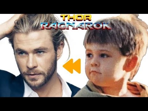 """Thor Ragnarok"" Actors and Characters ★ Before and After"