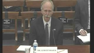 House Subcommittee on Space Hearing: Space Launch System and Orion Update