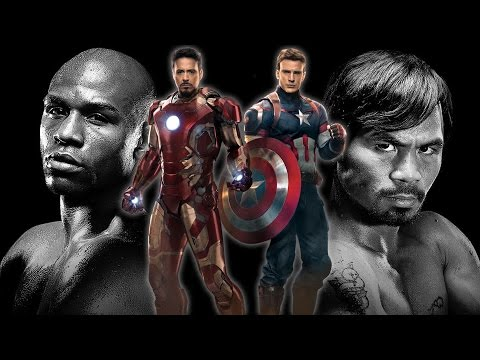 Pacquiao/Mayweather Fight Hurting AVENGERS 2 – AMC Movie News