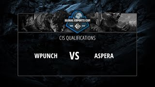 aSpera vs BRM, game 1