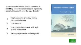 Rwanda's economics: Insightful overview