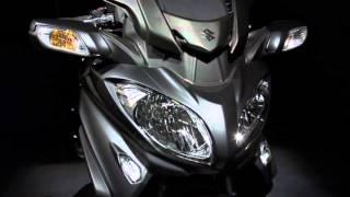 6. 2016 Suzuki Burgman 650 ABS Executive