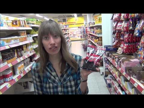 Shopping at a Finnish Grocery Store