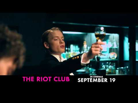 The Riot Club (UK TV Spot 'Welcome')