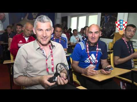 Najava Druge međunarodne vratarske konferencije