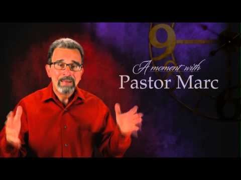 "A Moment with Pastor Marc #11<br /><strong>""Work""</strong>"