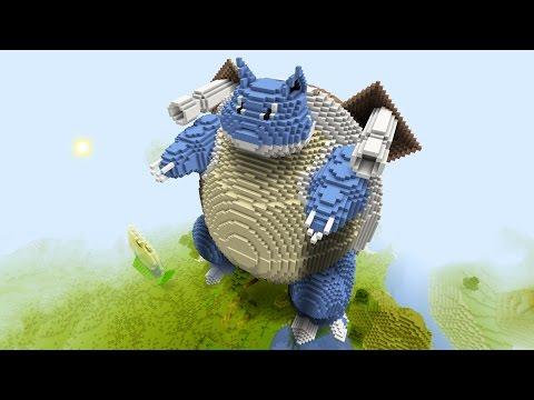 Minecraft vs Pokemon go | GIGA BLASTOISE!! | (PvZ/Pokego Land) - Thời lượng: 5 phút, 12 giây.