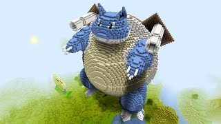 Welcome to rfm767. Careful when operating BLASTOISE.If you liked the video give it a like and subscribe.More PvZ Land ► http://bit.ly/PvZLandClick Here To Subscribe! ► http://bit.ly/BecomeNeighborWant FREE App Store gift cards?http://bit.ly/1srlsi9***************************************************************Facebook ► https://www.facebook.com/Rfm767Twitter ► https://twitter.com/Rfm767vsZombies ***************************************************************Mod ► http://customepicness.weebly.com/mod-info.htmlDave Skin ► http://www.planetminecraft.com/skin/crazy-dave-plants-vs-zombies/***************************************************************Thanks for all your support neighbors, rating the video and leaving a Craaazy comment is always appreciated! ---------------------------------------------------------------------------Minecraft vs Pokemon go  GIGA BLASTOISE!!  (PvZ/Pokego Land) Gotta build them all!