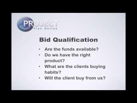 how to bid on tenders
