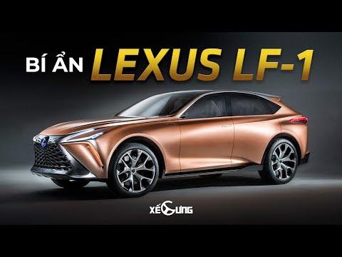 Khám phá những thú vị trên Lexus LF-1 Limitless không phải ai cũng biết @ vcloz.com