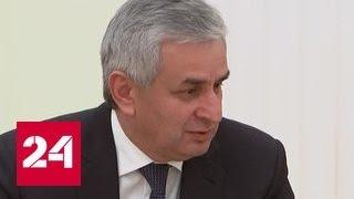Путин расчитывает на стабилизацию ситуации в Абхазии