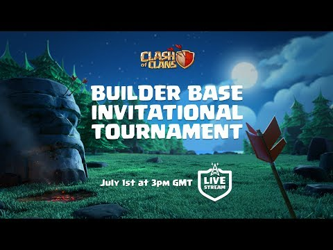 Clash of Clans - Leaders vs YouTubers Tournament Coming Soon!